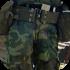 Army oblečení pro děti