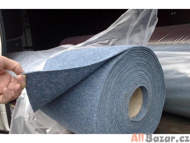 Zátěžový koberec bazar