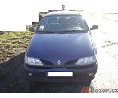 Renault Megane Coupe 1,6, 66kw, 1996
