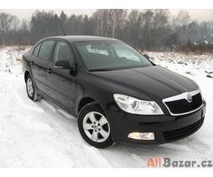 Škoda Octavia,1.9TDi,77kW,černý krasavec!!!