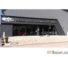 Originální diagnostika vozidel Mercedes-Benz