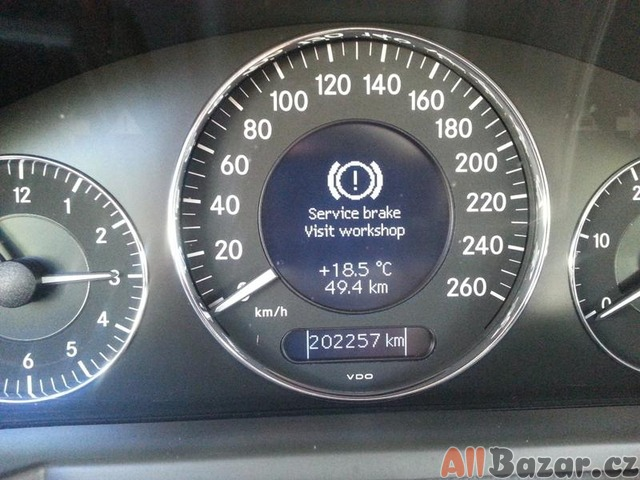 Sbc mercedes e w211 sl cl toky bazar a inzerce for Mercedes benz sensotronic brake control sbc