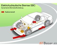 SBC-Mercedes E W211, SL, CL