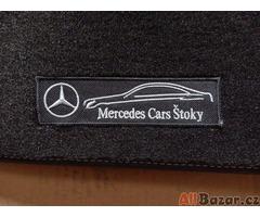 Sada 4 ks koberečků pro Mercedes-Benz ML W164