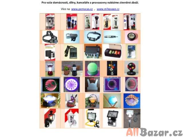 Doplňky pro kosmetické salony, restaurace, bary a wellness