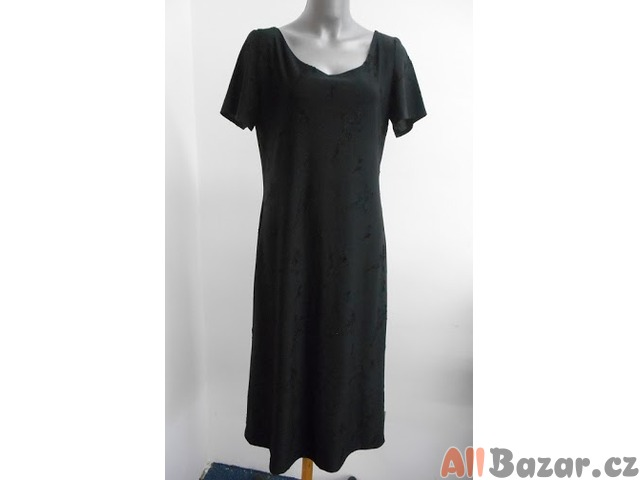 Dámské černé šaty VEL L XL