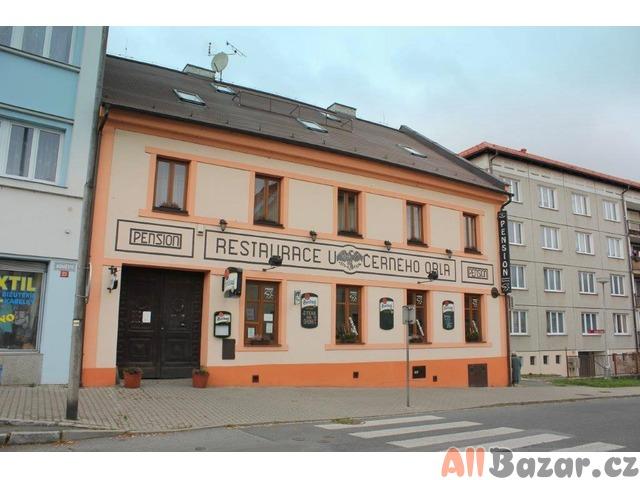 Prodej komerčních prostor, Kdyně, okr. Domažlice