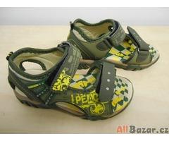 Dětské letní sandály Fashion pro chlapce