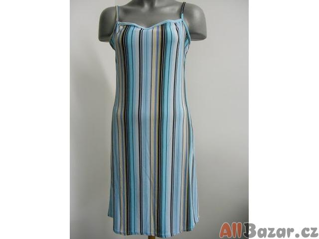 Dámské letní barevné šaty VEL L