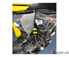 Dětské MX/Crossové boty Fox Racing Comp 5 Youth