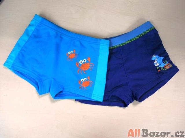 Chlapecké plavky s nohavičkou F&F