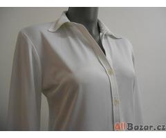 Dámská bílá košile New Look vel. 10