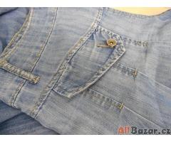 Volné dámské džíny vel. 38