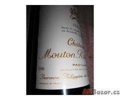 Chateau Mouton Rothschild 1995 Pauillac 0.75 l