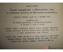Kniha Teorie komplexity a diferenciace světa – Martin Hampl
