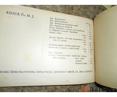 Myslivecké lidové písně – Jaroslav Bakala – 1938