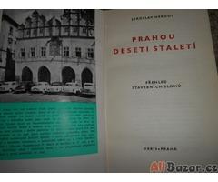 Kniha Prahou deseti staletí – Jaroslav Herout