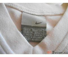 Dámská bílá mikina Nike