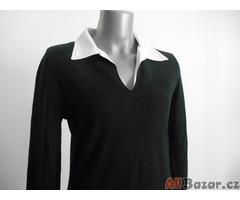 Elegantní černé šaty VEL  40