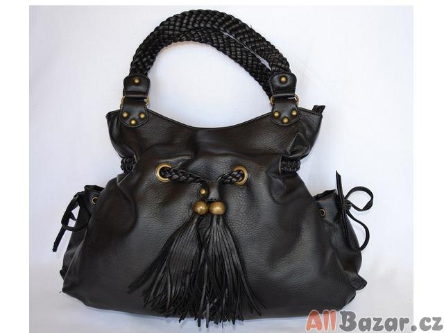 Dámská černá kabelka - NOVÁ