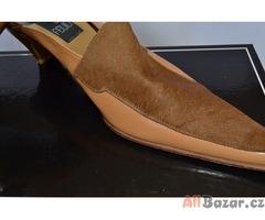 Dámská kožená obuv italské značky VEL 39
