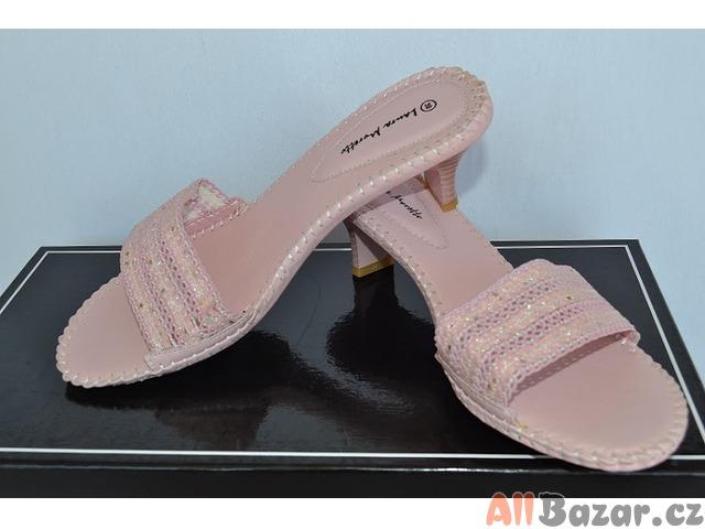 Dámská letní obuv VEL 39 NOVÉ