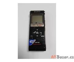 Diktafon Sony digitální