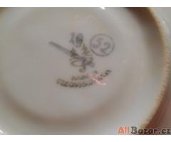 Porcelánový čajový / dezertní servis