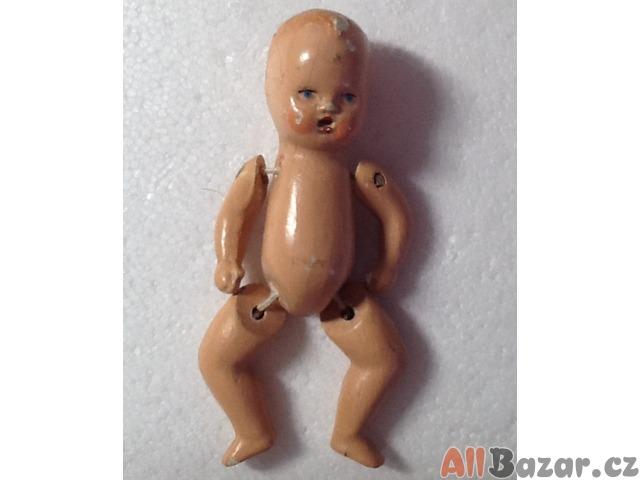 Porcelánová panenka - stáří 100 let!!