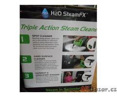 Parní čisticí stroj – H2O Steam FX Cleaner