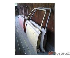 Škoda 100 + 120: různé díly