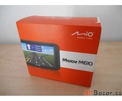 Navigace Mio Moov M610 celá Evropa