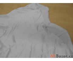 Dámská bílá košilka bez ram. - vel. 12