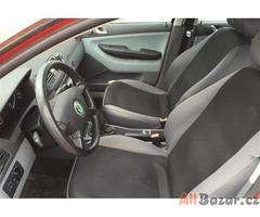 Škoda Fabia 1.4 MPI, 2001, 142tkm, 50kw, čr, serviska