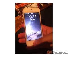 Zlatý Iphone 5S 32gb
