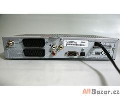 Satelitní přijímač značky Humax