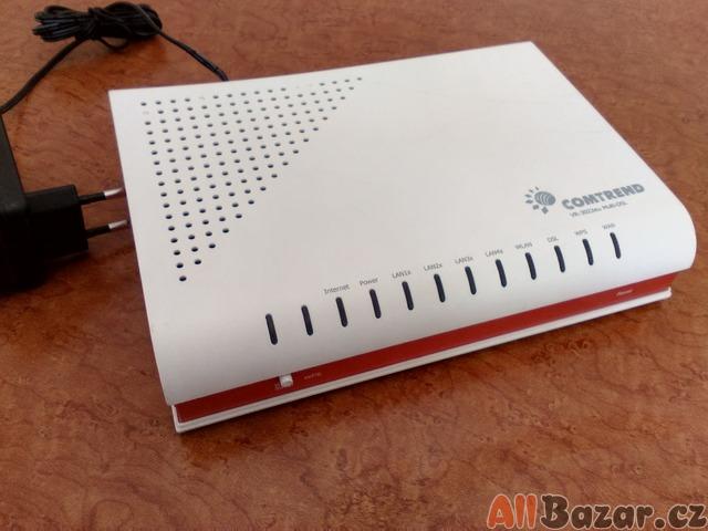 ADSL/VDSL modem/router VR-3022eu