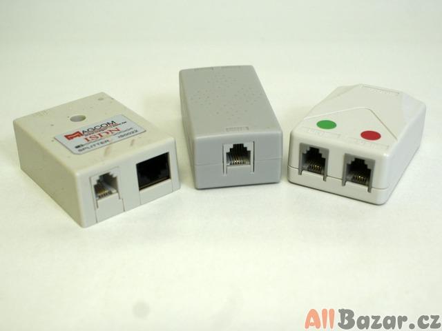 3x splitter ADSL