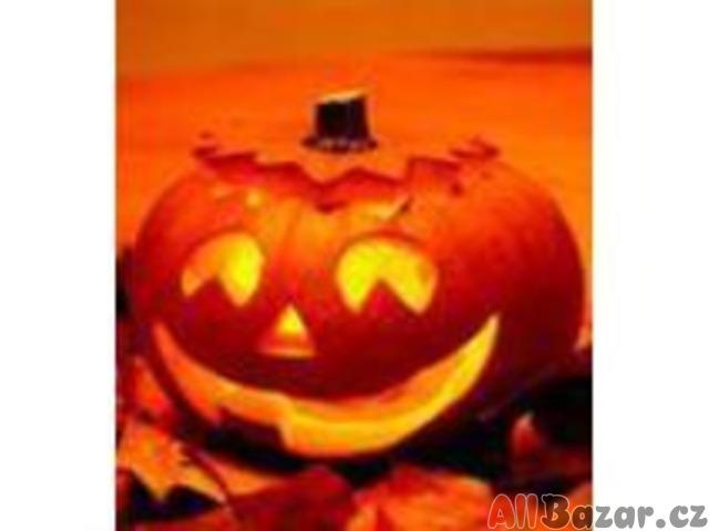 Halloween dýně - jak ji vylepšit mlhovačem