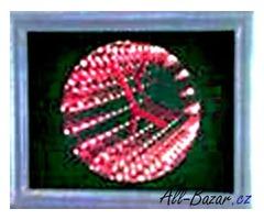 Zrcadlové hodiny s tunelovým efektem