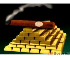 Každý, kdo má na to, nakupuje zlato!
