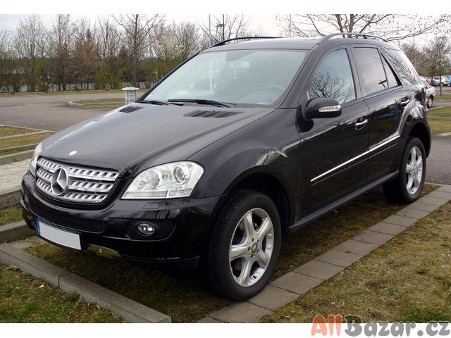 Prodám díly Mercedes-Benz ML W164, GL W164, R W251