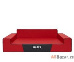 pelíšek pro psa Reedog Red Glamour