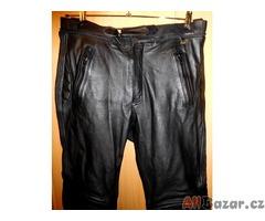 kožené moto kalhoty 56- LOUIS