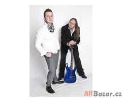 hudební duo Arcona kapela na svatbu,ples, oslavu, zábavu,narozeniny