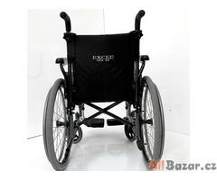 Repasovaný mechanický invalidní vozík Excel