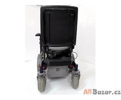 Repasovaný joystickový vozík Puma Yes Series
