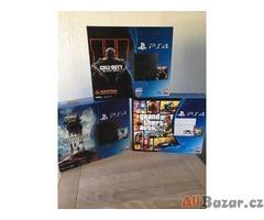 Sony PlayStation 4 (PS4) s volným hry