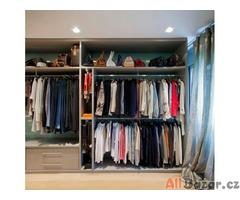 Ozkoušení prádla a oblečení
