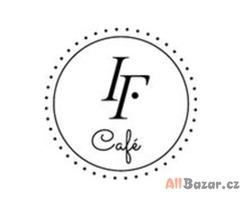 IF Café – cukrárna s rozvážkou